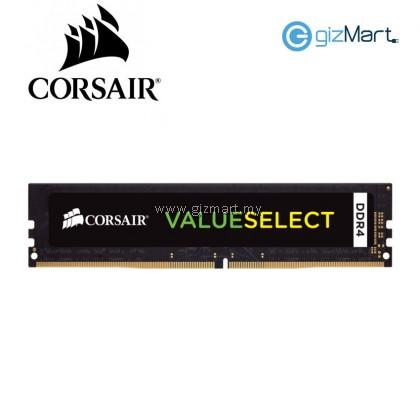 Corsair 8GB DDR4 2400MHz Desktop RAM (CMV8GX4M1A2400C16)