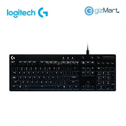 Logitech G610 Orion Brown Backlit Mechanical Gaming Keyboard (920-007871)