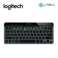 Logitech K810 Bluetooth Illuminated Keyboard (920-004408)