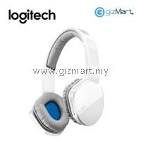 Logitech Ultimate Headphone 4500 Wireless Headphones White (981-000558)