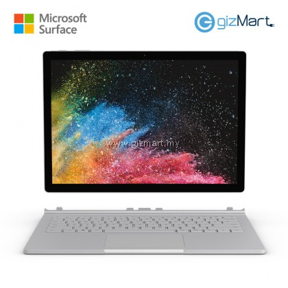 "Microsoft Surface Book 2 - 13.5"" Core i7 / 8GB RAM / 256GB / GPU + Surface Arc Mouse + Office 365 Home (5 Users) + Notebook Sleeve"