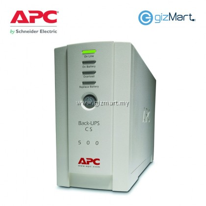 APC Battery Backup 500 230V Power Supply