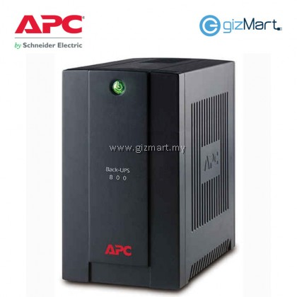 APC BACKUP UPS 800VA (BX800LI-MS)