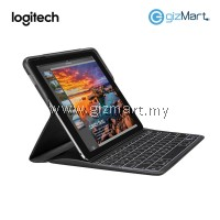 Logitech CREATE Backlit Keyboard with Smart Connector for iPad Pro 9.7""