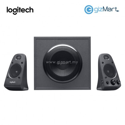 Logitech Z625 THX Certified Computer Gaming Speaker System