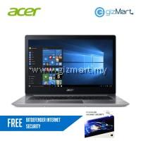 "Acer Swift 3 SF315-51-520J 15.6"" Laptop Silver (i5-8250U, 8GB, 256GB SSD, W10H) + FREE Bitdefender Internet Security"