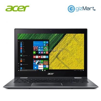 "ACER Spin 5 SP513-52N-58QD 13.3"" Laptop-Grey (i5-8250U, 8GB, 256GB, Win10)"
