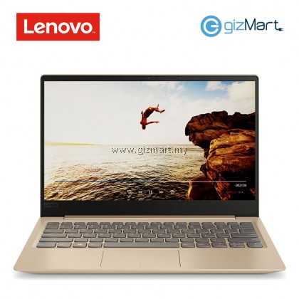 "LENOVO Ideapad 320s-13IKB 81AK0087MJ 13.3"" Laptop-Gold (i7-8550U, 4GB, 256GB, Mx150, Win10)"