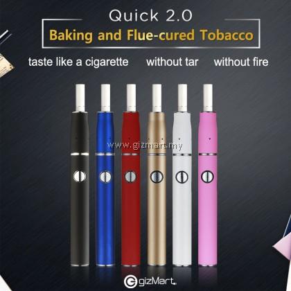 [IQOS Compatible] HITASTE Quick 2.0 Heat Not Burn Cigarette Device [ORIGINAL]