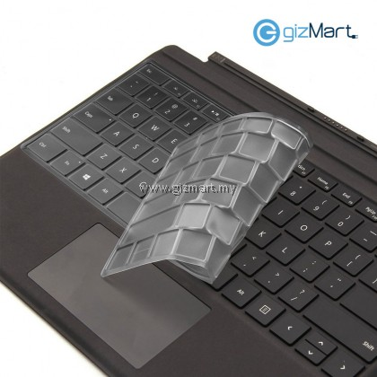 TPU Keyboard Protector for Microsoft Surface Pro 4 / 2017 version