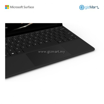 Microsoft Surface Go Type Cover (Black KCM-00015)