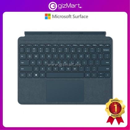 Microsoft Surface Go Signature Type Cover (Platinum KCS-00015 / Cobalt Blue KCS-00035 / Burgundy KCS-00055)