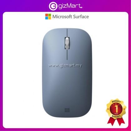 Microsoft Surface Mobile Mouse (Poppy Red KGY-00055 / Ice Blue KGY-00045 / Platinum KGY-00005 / Burgundy KGY-00015 / Cobalt Blue KGY-00025)