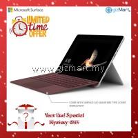 NEW Microsoft Surface Go - 128GB / 8GB RAM + Signature Type Cover (Burgundy)