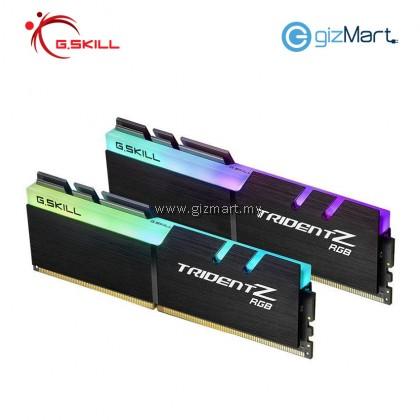 G.SKILL Trident Z RGB (2X8GB) PC4-25600 DDR4 3000Mhz 1.35V UDIMM RAM