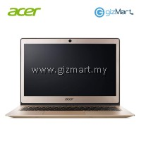 "ACER Swift 1 SF113-31-P6GS 13.3"" Notebook-Gold (Intel N4200, 4GB, 128GB, Win10)"
