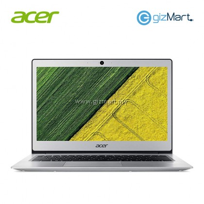 "ACER Swift 1 SF113-31-P8AJ 13.3"" Notebook-Silver (Intel N4200, 4GB, 128GB, Win10)"