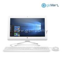 "HP 20-C042D 19.5"" All in One PC Desktop (Intel J3710, 500GB, 4GB, Win10)"