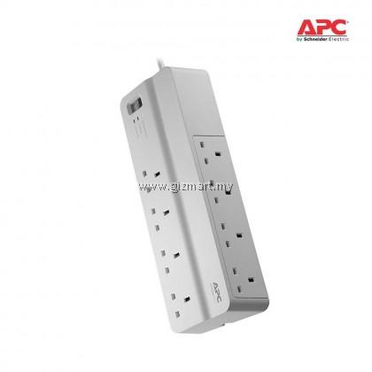 APC Essential SurgeArrest 8 outlets 230V UK (PM8-UK)