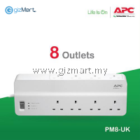 APC Essential SurgeArrest 8 outlets 230V UK PM8-UK