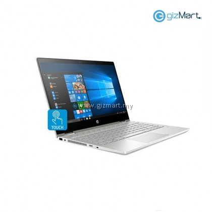 HP Pavilion X360 14-CD0033TX (Intel i7-8550U, 4GB DDR4, 1TB+8GB, MX130 4G, W10) Touch Screen Notebook-Gold