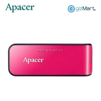 APACER AH334 32GB Usb2.0 Flash Drive-Pink