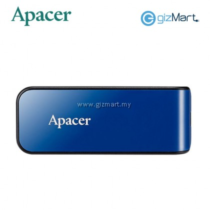 APACER AH334 32GB Usb2.0 Flash Drive-Blue