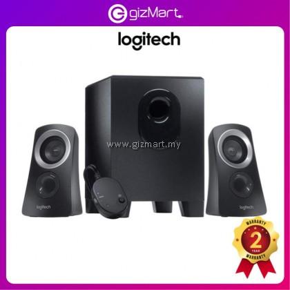 Logitech Z313 Speaker System With Subwoofer (980-000413)