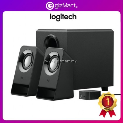 Logitech Z213 Compact 2.1 Full Sound Speaker System (980-001264)