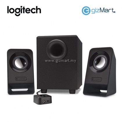 Logitech Z213 Compact 2.1 Full Sound Speaker System