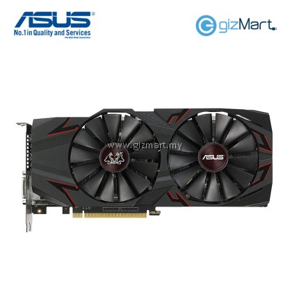 ASUS Cerberus GeForce GTX1070Ti Advanced Edition 8GBDDR5 Graphic Card