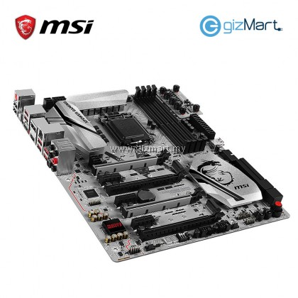 MSI Z170A XPower Gaming Titanium Edition Lga1151 Motherboard