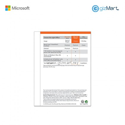 [NEW] Microsoft Office 365 Personal