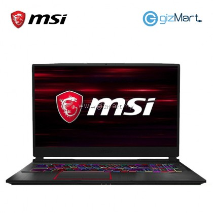 "MSI Raider GE75 8RE-021MY 17.3"" Gaming Notebook (i7-8750H, 16GB, 256G+1TB, Gtx1060, Win10)"