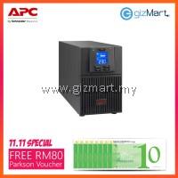 APC Smart-UPS On-Line RC 1000 VA/800 W 230 V - SRC1KI + FREE RM80 Parkson Voucher