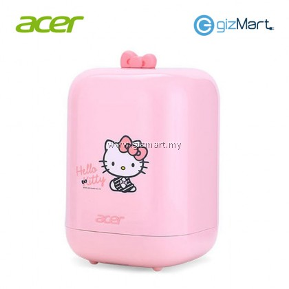 ACER Revo One RL85 Hello Kitty Mini Desktop Pc (i3-4005U, 4GB, 1TB, Win10)