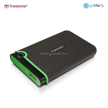 Transcend StoreJet 25MC Type C 1TB Portable Hard Drive