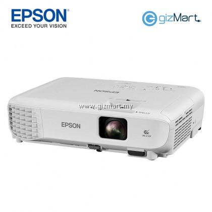EPSON EB-X05 XGA 3LCD Projector