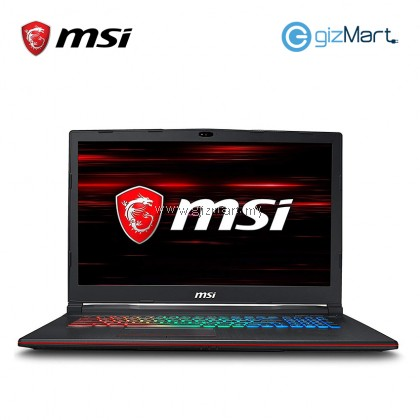 "MSI Leopard GP63 8RE-299 15.6"" Gaming Laptop (i7-8750H, 8GB, 1TB+256GB, Gtx1060, Win10)"