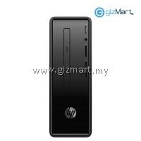 HP Slimline 290-A0004D Multimedia Desktop PC (J5005, 4GB, 500GB, Win10)