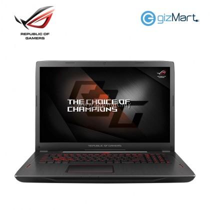 "ASUS ROG Strix GL702Z-CGC273T 17.3"" Gaming Notebook-Black (Amd R7-1700, 8GB, 1TB+256GB, Radeon Rx580, Win10)"