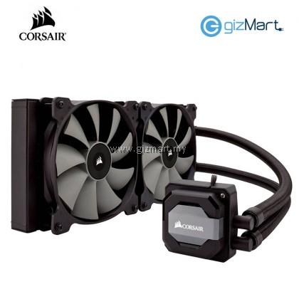 CORSAIR H110i Hydro Series 280mm Extreme Performance Liquid CPU Cooler