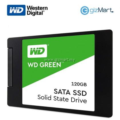 "WESTERN DIGITAL 120GB 2.5"" Green Solid State Drive"