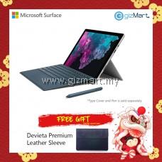 [NEW] Microsoft Surface Pro 6 i5 / 256GB - 8GB RAM (Platinum)
