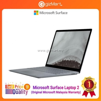 "Microsoft Surface Laptop 2 13.5"" Intel Core i5 / 128GB - 8GB RAM"