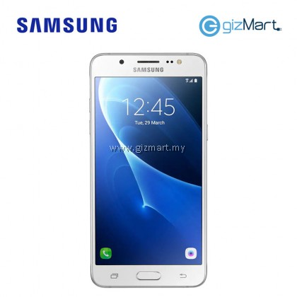 "SAMSUNG Galaxy J5 2016 Smartphone-White (Quad-Core1.2Ghz, 2GB, 16GB, 13MP, 5.2"")"