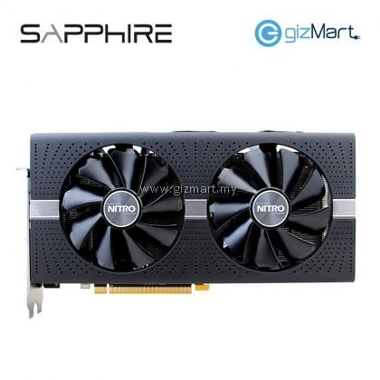 SAPPHIRE Nitro+ Radeon RX580 4GB DRR5 Gaming Graphics Card
