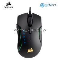 CORSAIR CH-9302011-AP Glaive RGB Gaming Mouse-Black