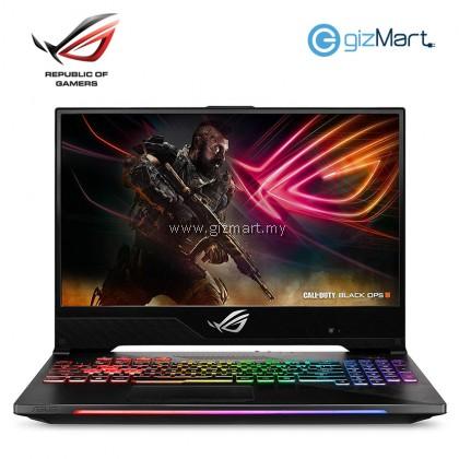 "ASUS ROG Strix II GL504G-SES072T 15.6"" Gaming Laptop (i7-8750H, 16GB, 1TB+256GB, Gtx1070, Win10)"