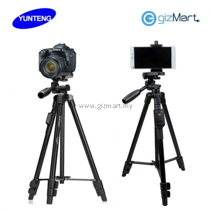 YUNTENG VCT 5208 Mobile Phone / Camera Tripod
